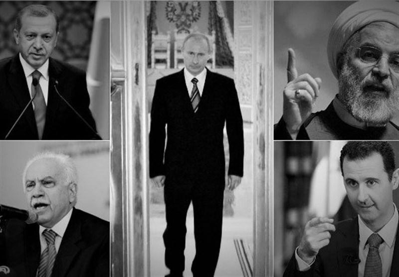 Türkiye'nin Suriye Macerası, 15 Temmuz Ve Avrasya Yolları