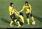 تیم فوتبال بانوان سپاهان عملکرد بهتری نسبت به 3 هفته نخست از خود نشان میدهد