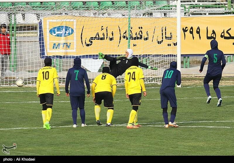 تیم فوتبال بانوان سپاهان به دنبال تثبیت صدرنشینی در بوشهر