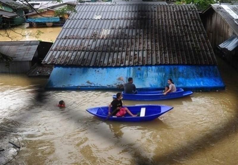 Floods in Thailand's Northeast Kill 23
