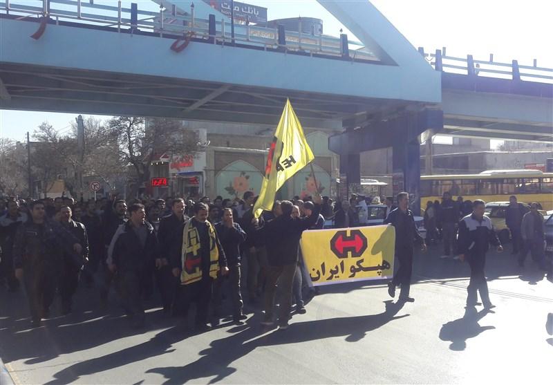 کارگران هپکو از اتهام جرایم عمومی تبرئه شدند