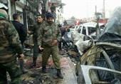 قتلى وجرحى جراء تفجیر إرهابی فی ریف دمشق
