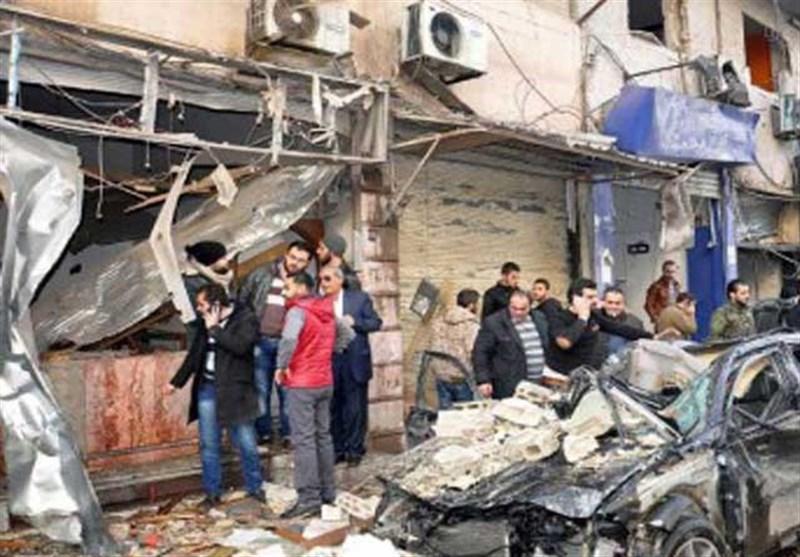 عشرات القتلى والجرحى بتفجیر فی إعزاز السوریة