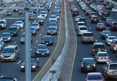 آغاز اعمال محدودیتهای ترافیکی در محورهای مواصلاتی مازندران