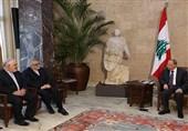 بروجردی زار عون وبری وتأکید على ضرورة توحید الجهود لمواجهة الإرهاب