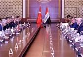 البیان المشترک الصادر فی ختام المباحثات الرسمیة بین العراق وترکیا