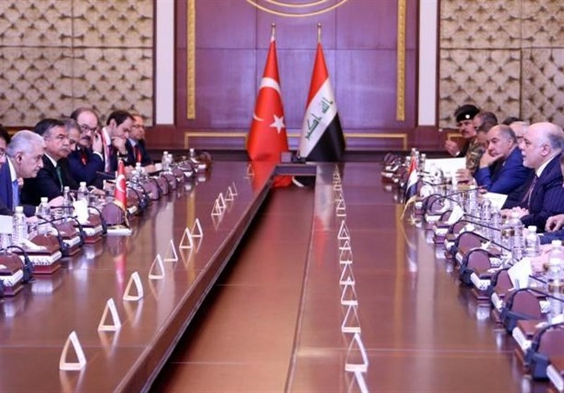 عراق ترکیا