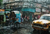 عکس روز نشنال جئوگرافی/ باران ناگهانی