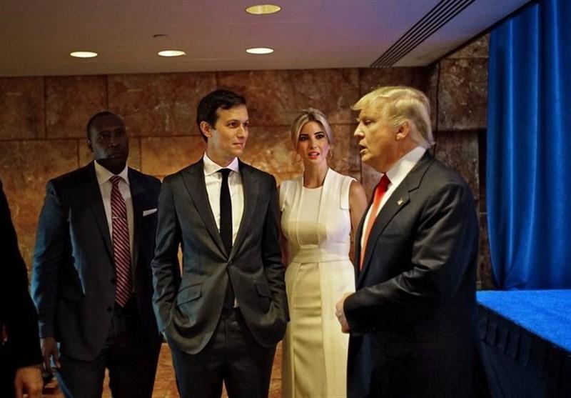 سفر محرمانه داماد ترامپ به عربستان سعودی
