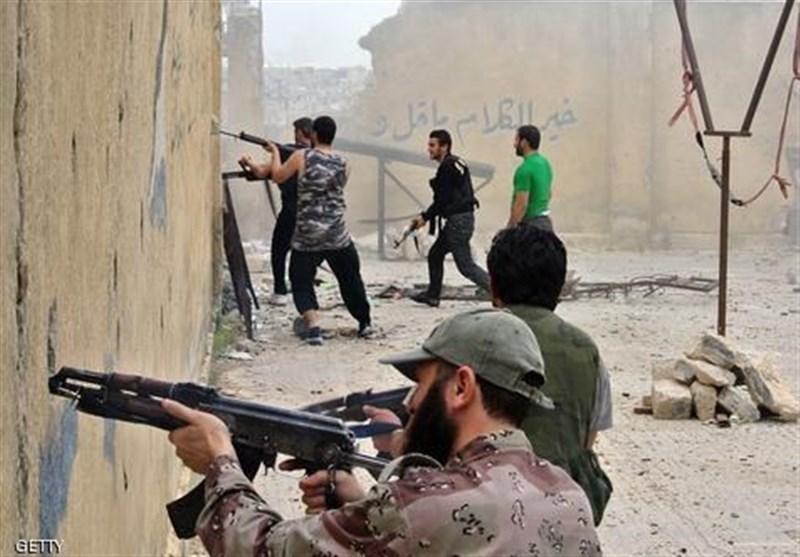 إرهابیو النصرة یطلقون النار على عمال صیانة نبع عین الفیجة
