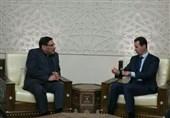 شمخانی: ایران عازمة على دفع العملیة السیاسیة لانهاء الحرب السوریة