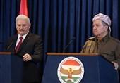 Barzani ile Görüşen Yıldırım: Her Olaydan Sonra Bir Örgüt Adı Duyuyoruz, Yediğimizi Zannetmesinler