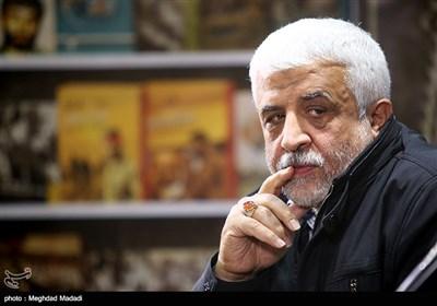 گلعلی بابایی نویسنده ادبیات پایداری
