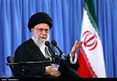 دیدار هزاران نفر از مردم قم با رهبر معظم انقلاب اسلامی