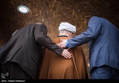 مرحوم آیت الله رفسنجانی در قاب تصویر