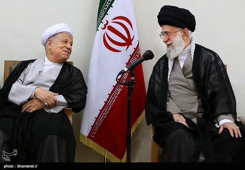 بالصور.. جانب من حیاة آیة الله هاشمی رفسنجانی