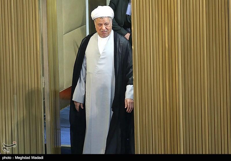 أول زعیم خلیجی یعزی بوفاة آیة الله هاشمی رفسنجانی
