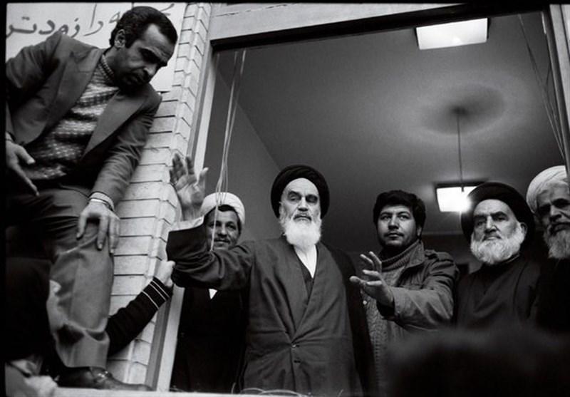 آیة الله هاشمی رفسنجانی7
