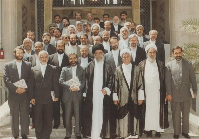 آیة الله هاشمی رفسنجانی9