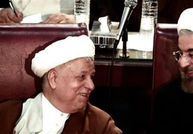 آیة الله هاشمی رفسنجانی19