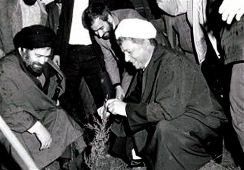 آیة الله هاشمی رفسنجانی21