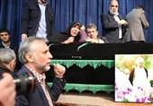 مهدی هاشمی رفسنجانی برای وداع با پدر از زندان خارج شد