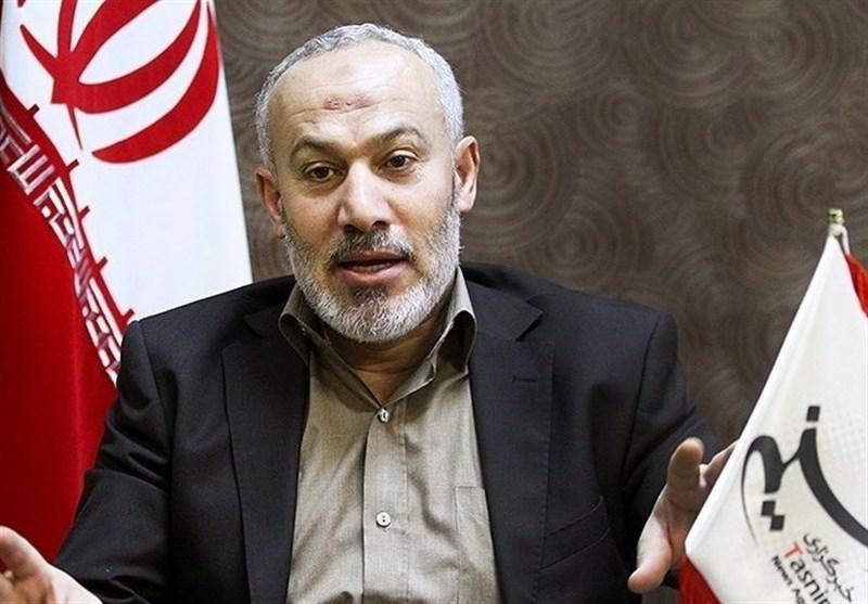 """ناصر أبو شریف ینفی فی تصریح لـ""""تسنیم"""" محاولة اغتیال الامین العام لحرکة الجهاد الإسلامی"""