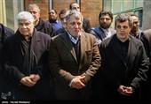 فیلم/ قرائت بخشی از وصیتنامه آیتالله هاشمی رفسنجانی توسط پسرش