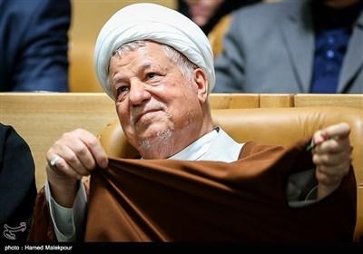 مرحوم آیت الله هاشمی رفسنجانی در قاب تصویر