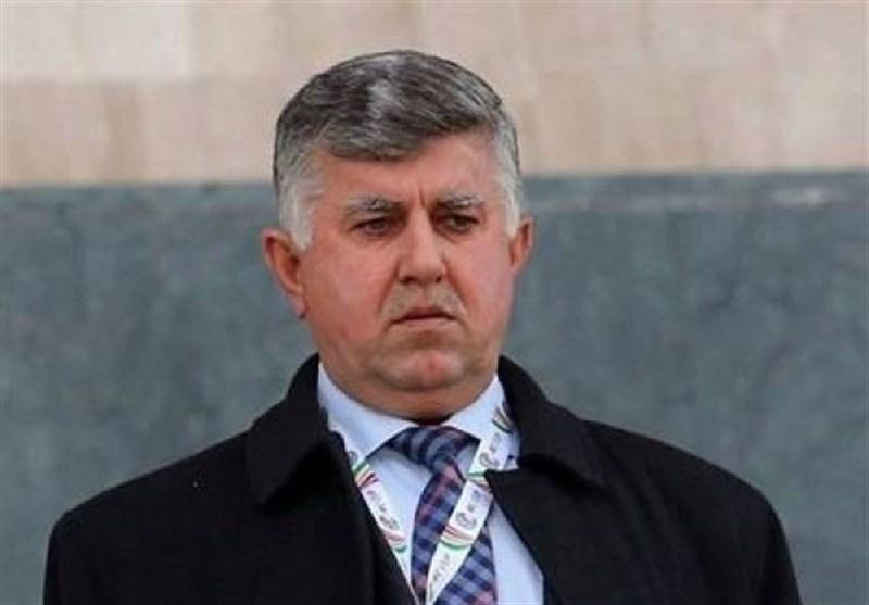 ملاقات رئیس فدراسیون فوتبال عراق با اینفانتینیو