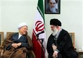 فیلم/ روایت امام خامنهای از اولین آشنایی با آیتالله هاشمی رفسنجانی