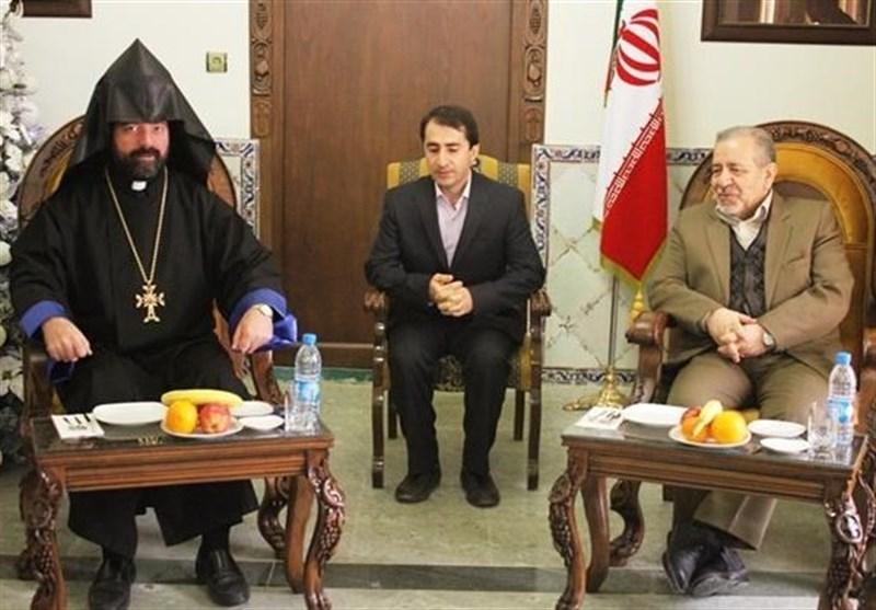 همزیستی مسالمتآمیز ادیان پدیدهای جالب و ویژه ایران و اصفهان است