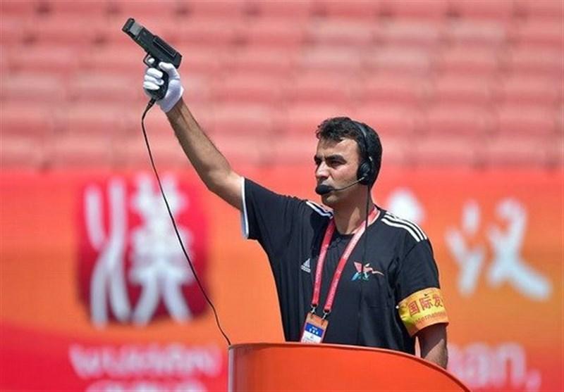 شهبازی به عنوان استارتر مسابقات دوومیدانی قهرمانی نوجوانان آسیا معرفی شد