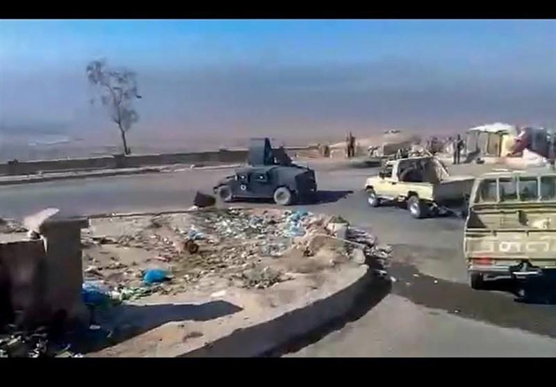اخراج نظامیان آمریکایی توسط «نُجَباء» از منطقه عملیاتی عراق