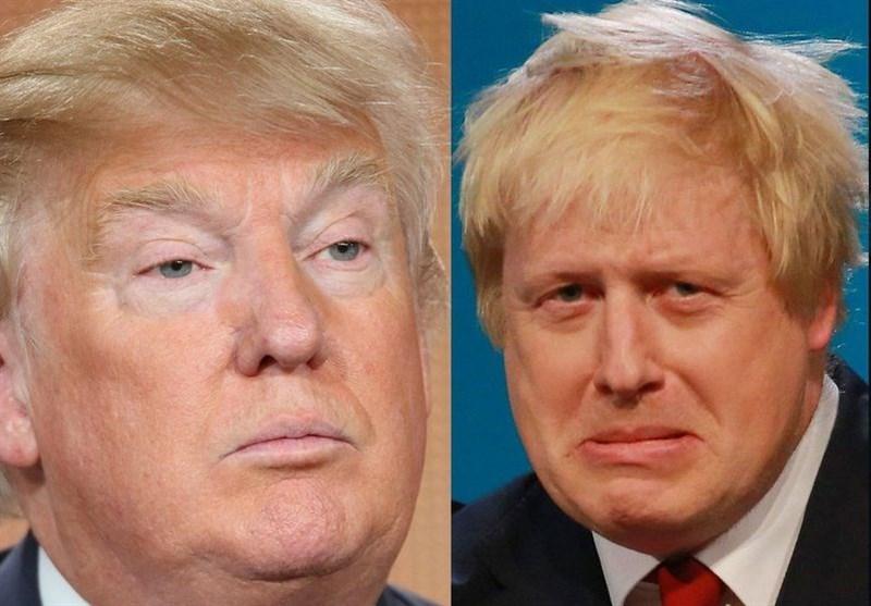 سفر نسخه بریتانیایی ترامپ به نیویورک