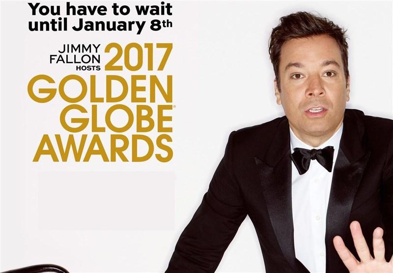 گولدن گلوب 2017 جیمی فالون