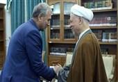 پیام تسلیت ربیعی در پی درگذشت آیت الله هاشمی رفسنجانی