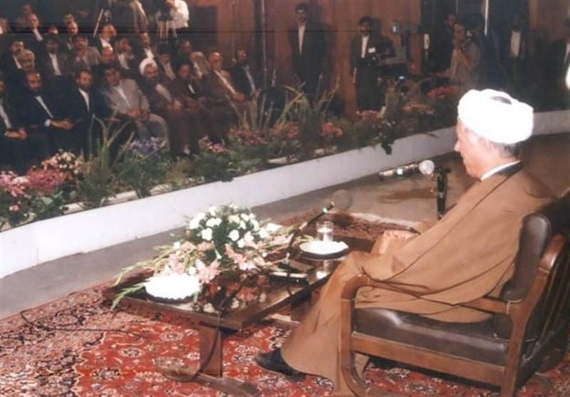 آیتالله هاشمی رفسنجانی دلداده انقلاب و رهبری بود