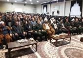 یادواره 68 شهید دانشآموز حمله موشکی در بروجرد برگزار شد