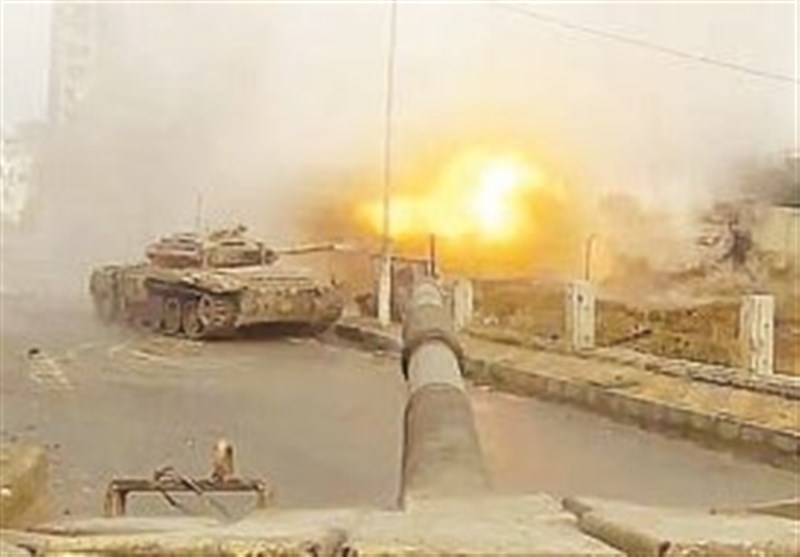 الجیش السوری یصد هجوما للإرهابیین بریف السلمیة .. ویتقدم فی وادی بردى