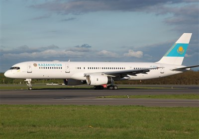 هواپیمای قزاقستان