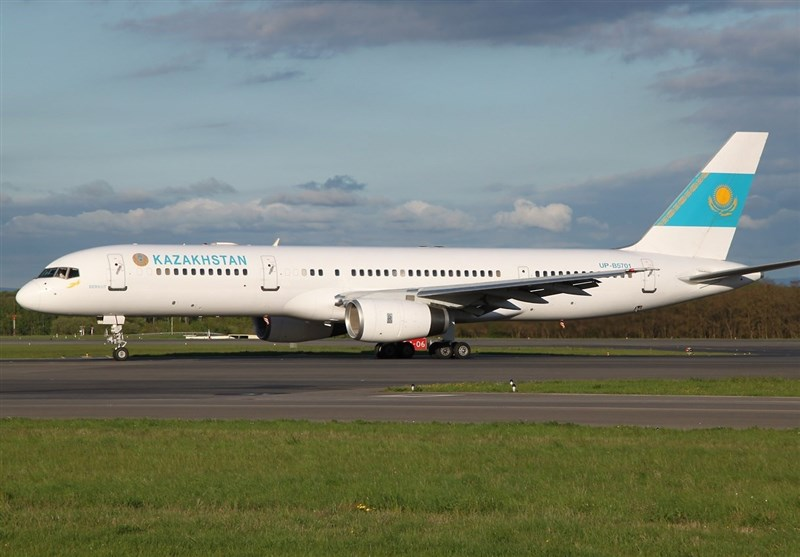 Iran Keeps Kazakh Jetliner Out of Harm's Way after Coalition Warning