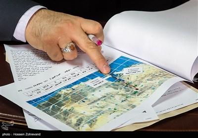 نشست خبری معاون عملیات قرارگاه پدافند هوایی خاتمالانبیا(ص)