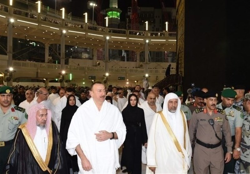 آدربایجان و عربستان