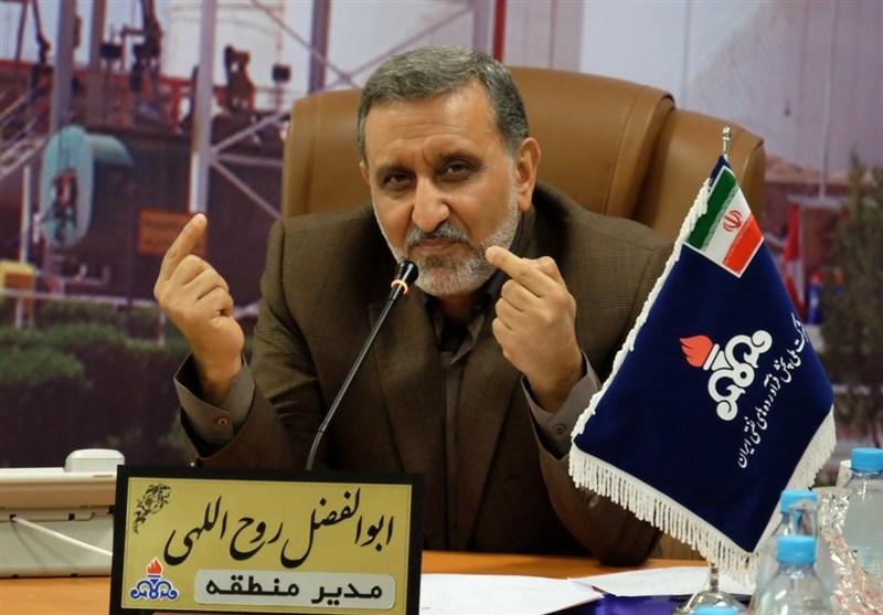 مدیر شرکت ملی پخش فرآورده های نفتی منطقه آذربایجان شرقی روح اللهی