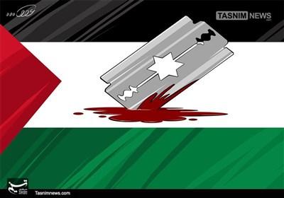 کاریکاتور/ خون آشامهای صهیونی!!!