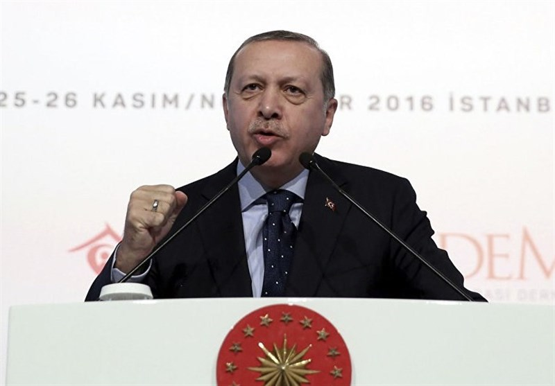 Erdogan Says Turkey Troops Pulled from NATO Drill amid New Tensions