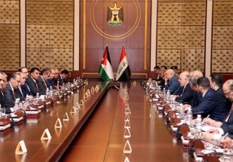 توافق اردن و بغداد بر سربازگشایی گذرگاههای مرزی مشترک