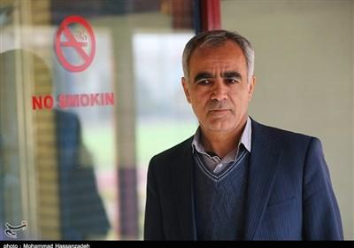 حاشیه دربی 86| واکنش جالب رئیس سازمان لیگ پس از جلوگیری از ورودش و حضور مربیان تیم ملی + تصاویر