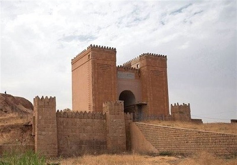 آثار باستانی نینوی